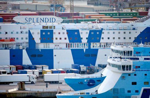 Schiffe werden schwimmende Krankenhäuser