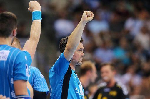 TVB Stuttgart geht mit Vorteilen ins Saisonfinale