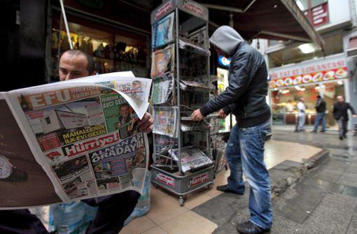 Türkische Medien am Tiefpunkt