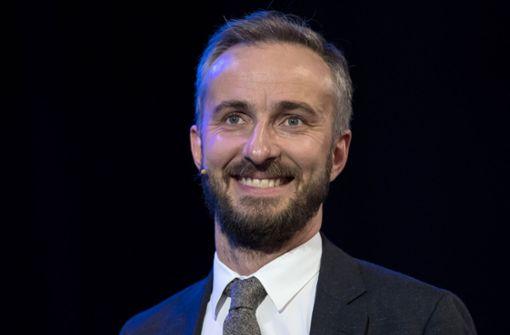 Jan Böhmermann lässt grüßen