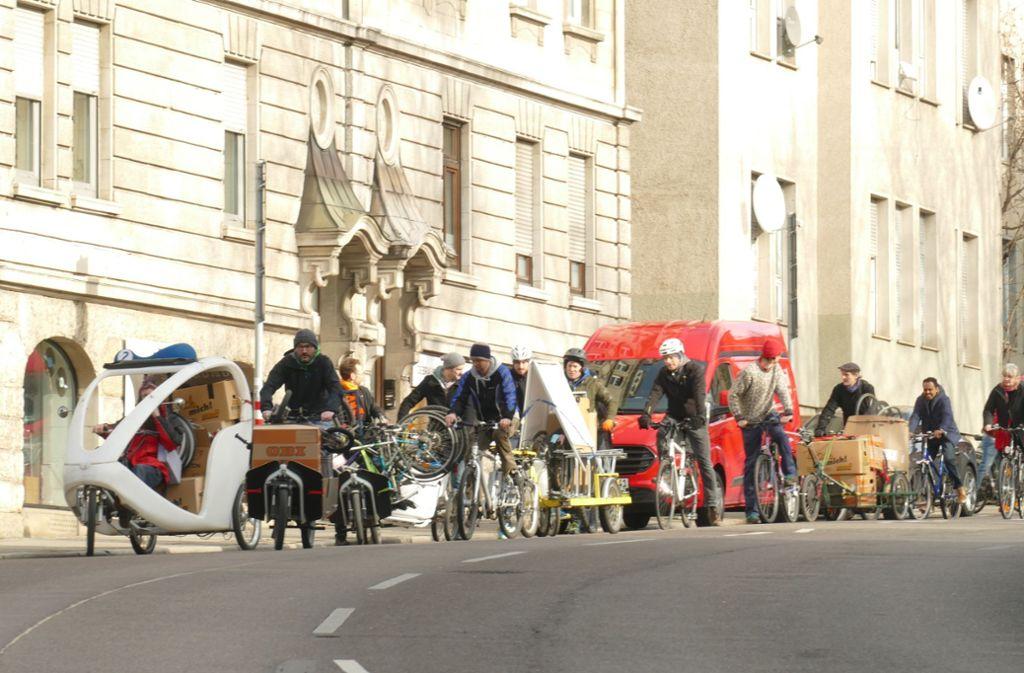 Gegründet wurde das Projekt 2018 aus dem Freundeskreis Flüchtlinge Stuttgart-Süd heraus, um den Geflüchteten im Quartier günstig zu Fahrrädern zu verhelfen. Foto: STZN/Torsten Schöll