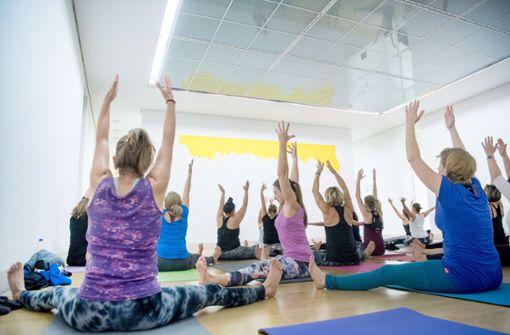 In diesem Museum können Yogis meditieren