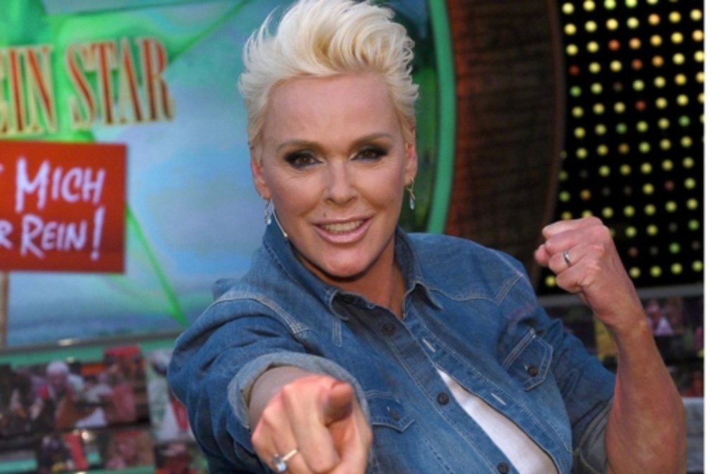 Die Krone und die TV-Karriere fest im Blick: Jenny Elvers