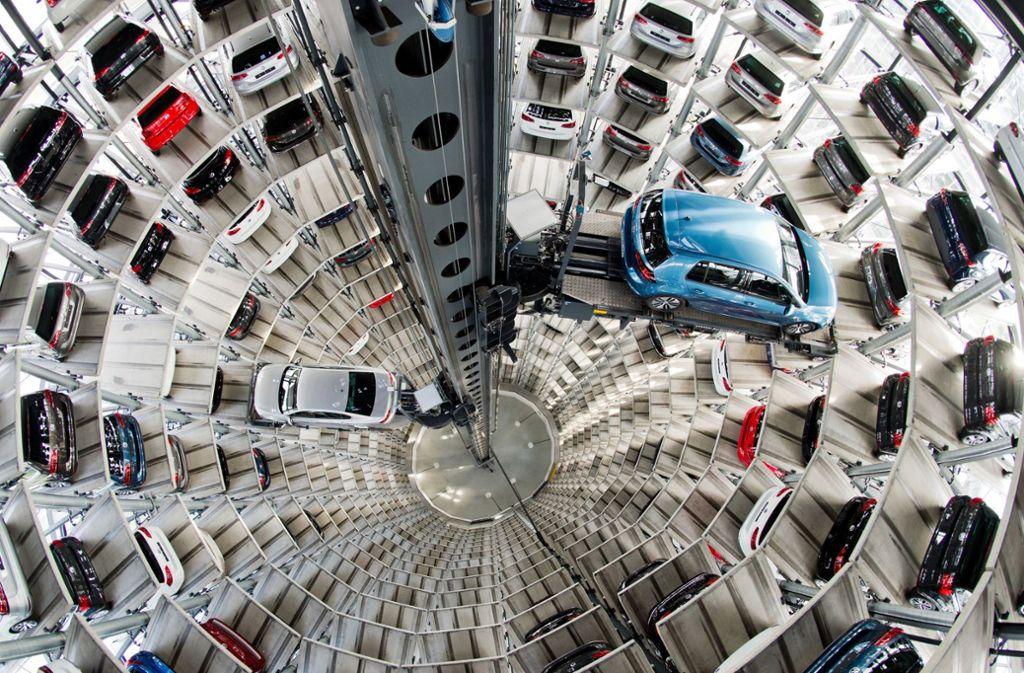 Wer einen Neuwagen kauft, sollte sich über die Finanzierung einige Gedanken machen. Foto: dpa