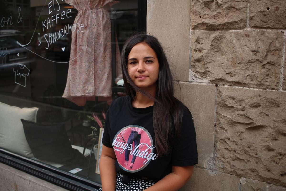Die Gründerin des Multibrand-Concept-Stores Loyale.Fair, Jessica Drac, muss corona-bedingt beide Filialen schließen.  Foto: Alla Lukashova