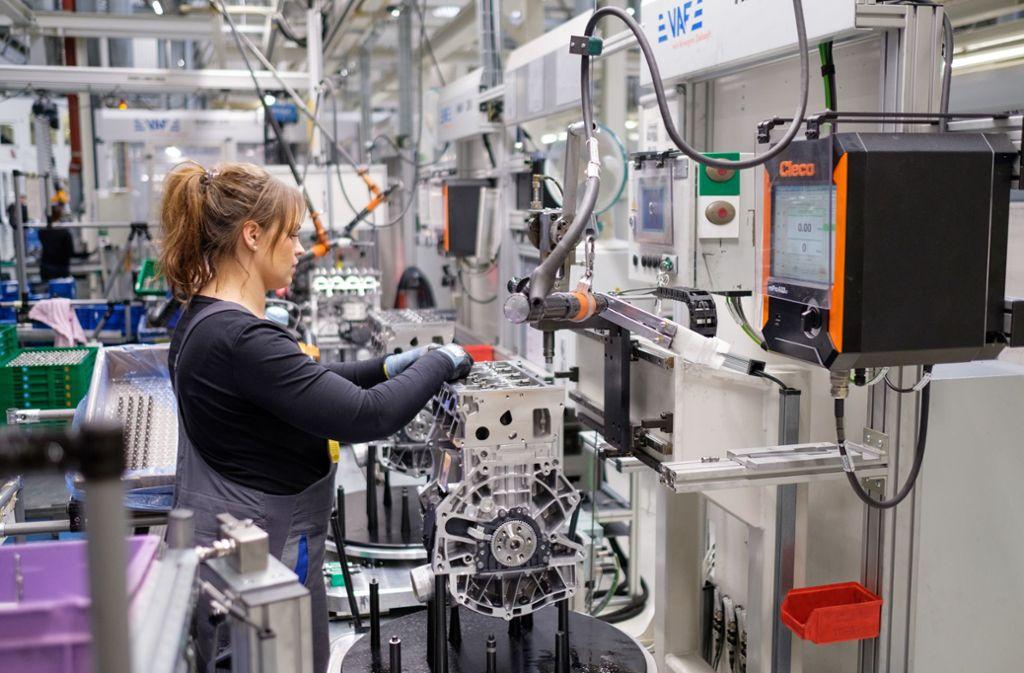 Der Wandel in der Arbeitswelt wird nur mit Weiterbildung gelingen. Foto: picture alliance/dpa/Ole Spata