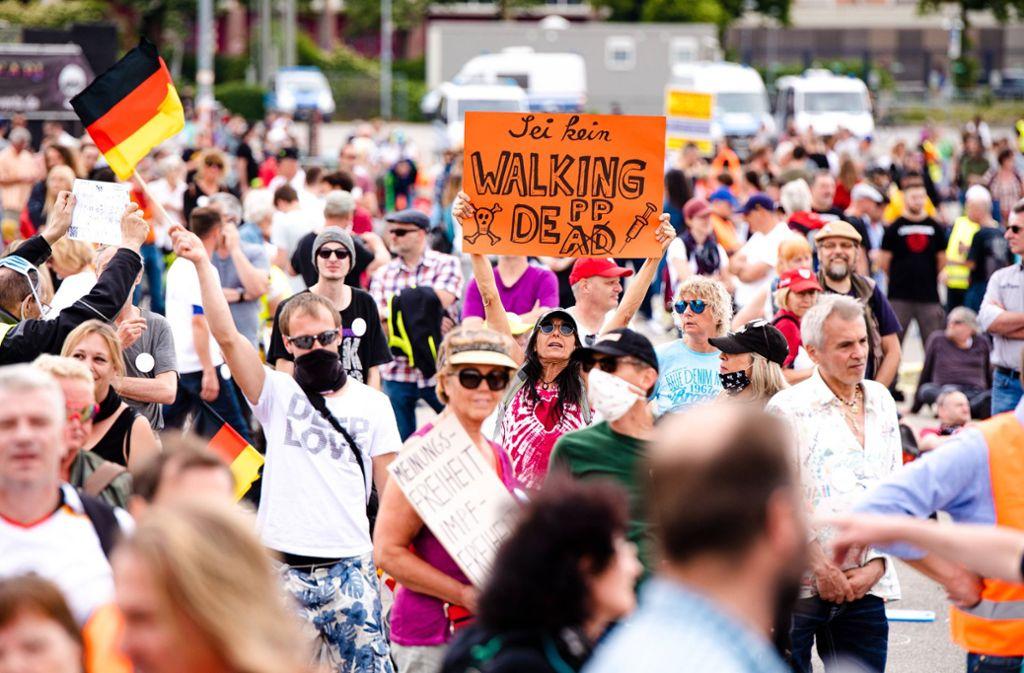 10 000 kamen vergangene Woche auf den Wasen, jetzt gilt eine neue Auflage. Foto: 7aktuell/Marc Gruber