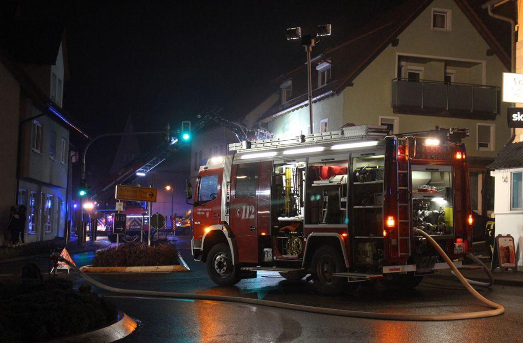 Bei dem Brand entstand Sachschaden in Höhe von rund 15.000 Euro. Foto: SDMG/Hemmann