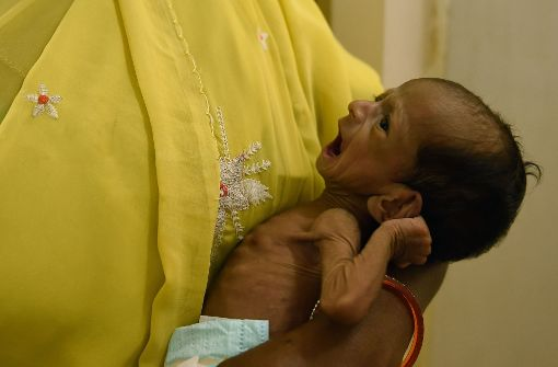 15 000 Kinder unter fünf sterben jeden Tag