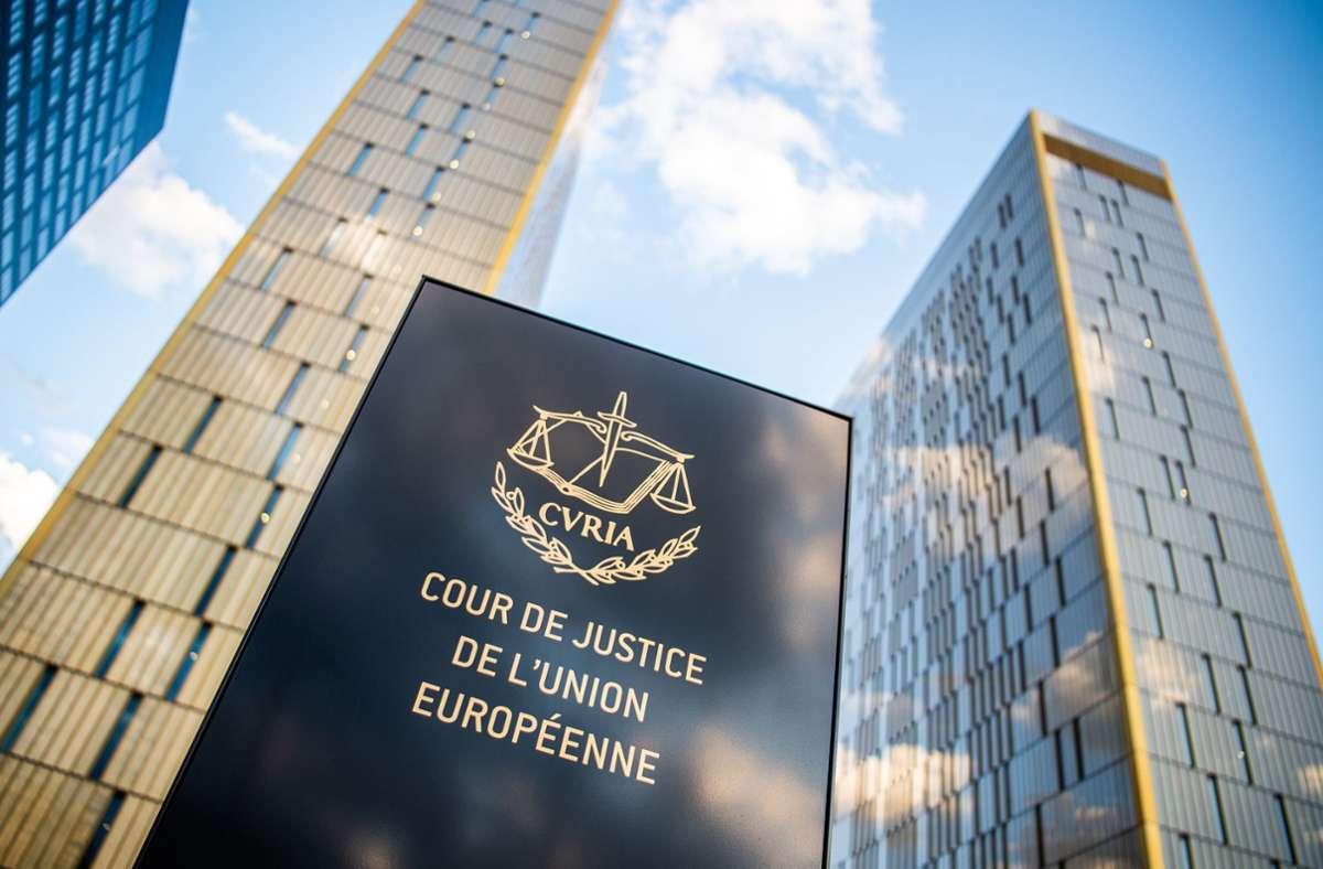Rechtsanwälte begrüßen die verbraucherfreundliche Entscheidung des   EuGH. Foto: dpa/Arne Immanuel Bänsch