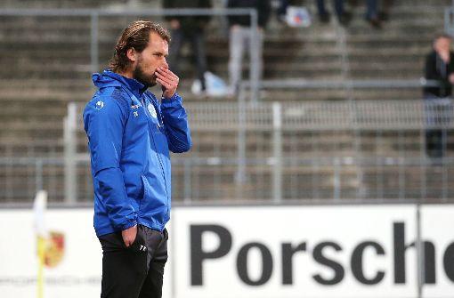 Kaczmarek ist noch Kickers-Trainer