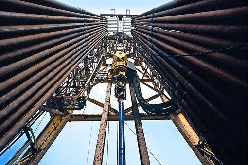 Dea fördert Öl und Gas – im Bild ein Bohrstrang – und gehört nun zum Einflussbereich des   russischen Investors Fridman. Foto: RWE Dea AG