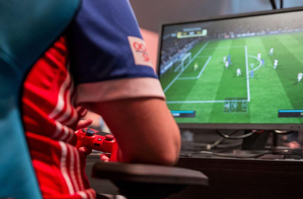 FIFA-Zocker müssen künftig auf Juventus Turin verzichten. Foto: Lichtgut/Julian Rettig