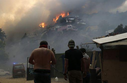 150 Häuser in Hafenstadt zerstört