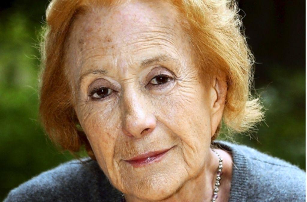 Rosemarie Fendel (1927 – 2013) Foto: dpa