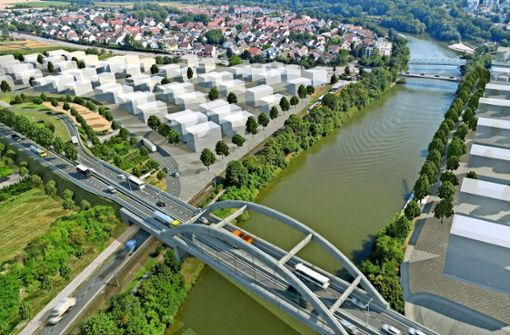 Der Konflikt über die Westrandbrücke spitzt sich zu