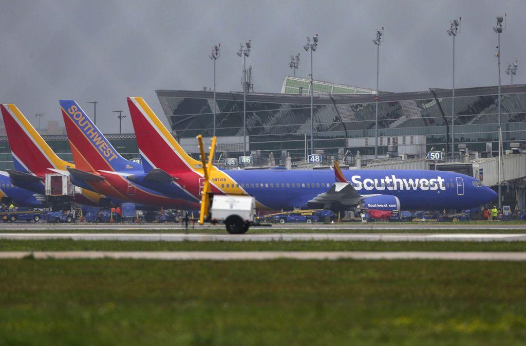 Beim Absturz der Boeing 737 in Äthiopien starb auch ein Mann aus Baden-Württemberg. Foto: Houston Chronicle/AP