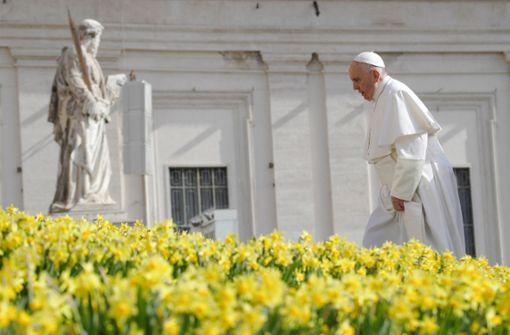 Zahl der Kirchenmitglieder sinkt drastisch