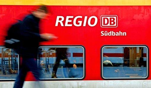 Zügen im Nahverkehr droht das  Abstellgleis