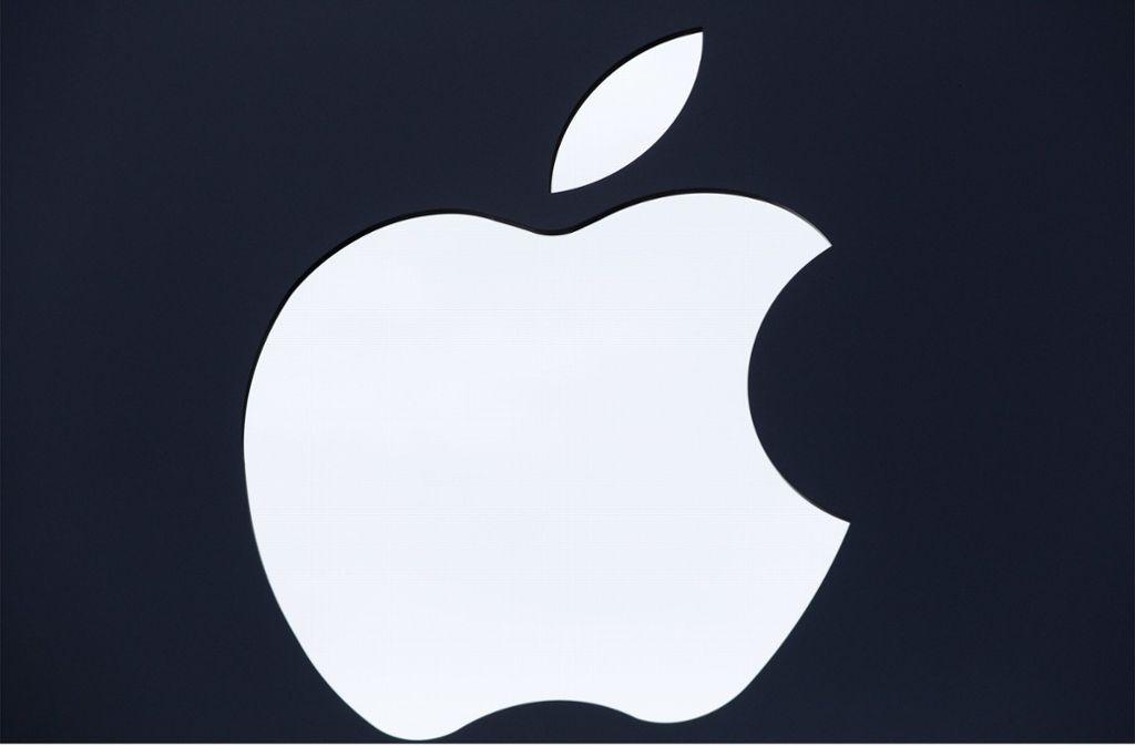 Der Konzern mit dem Apfel will Netflix Konkurrenz machen. Alle sind gespannt, wie. Foto: AP