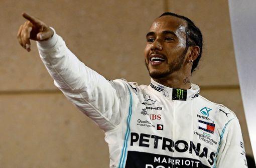 Lewis Hamilton und sein Hang zum Umweltbewusstsein