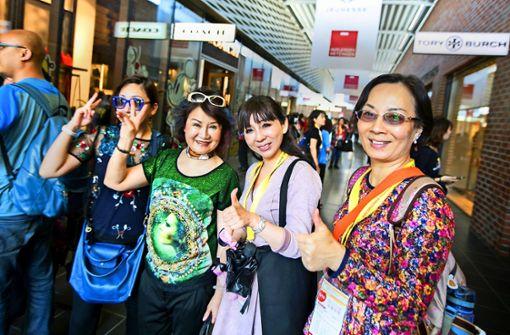 Händler rüsten für chinesische Touristen technisch auf