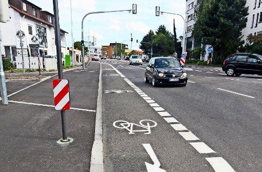 Mit vereinten Kräften für die Radfahrer