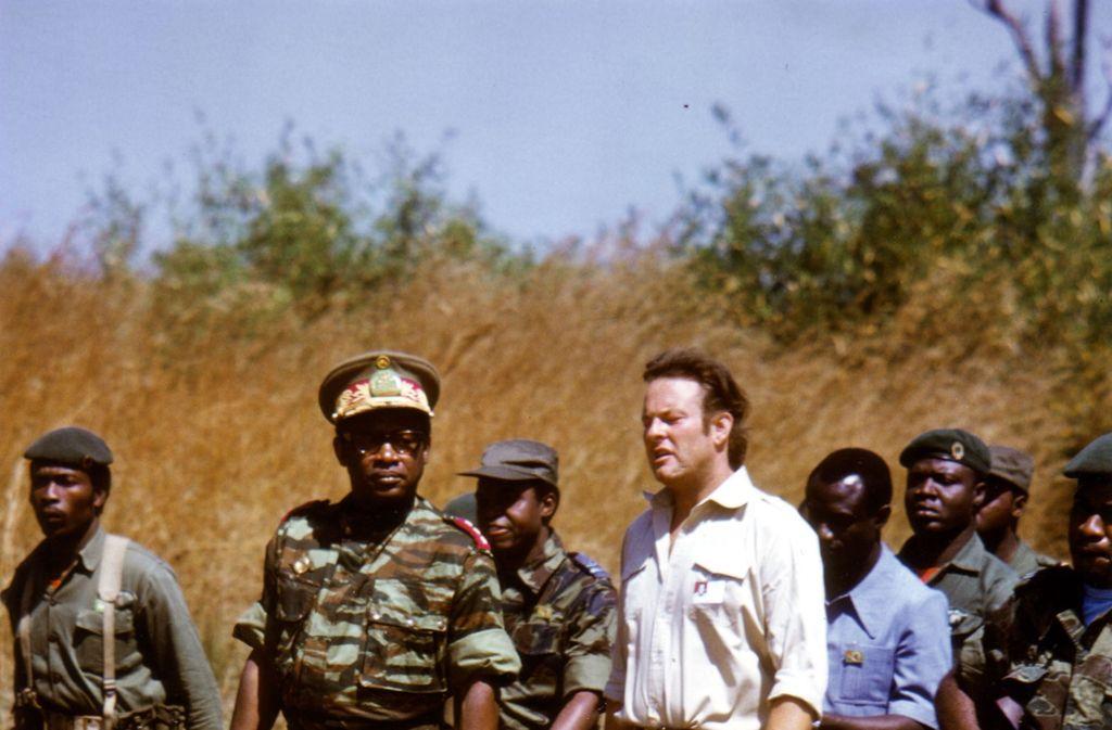 Firmenchef Lutz Kayser lässt in Afrika Raketen testen. Foto: Archiv