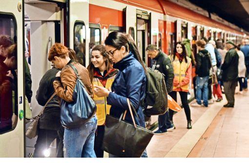 Hunderte Millionen Euro für pünktliche S-Bahnen