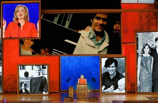 Ann Romney erfüllt ihre weibliche Pflicht