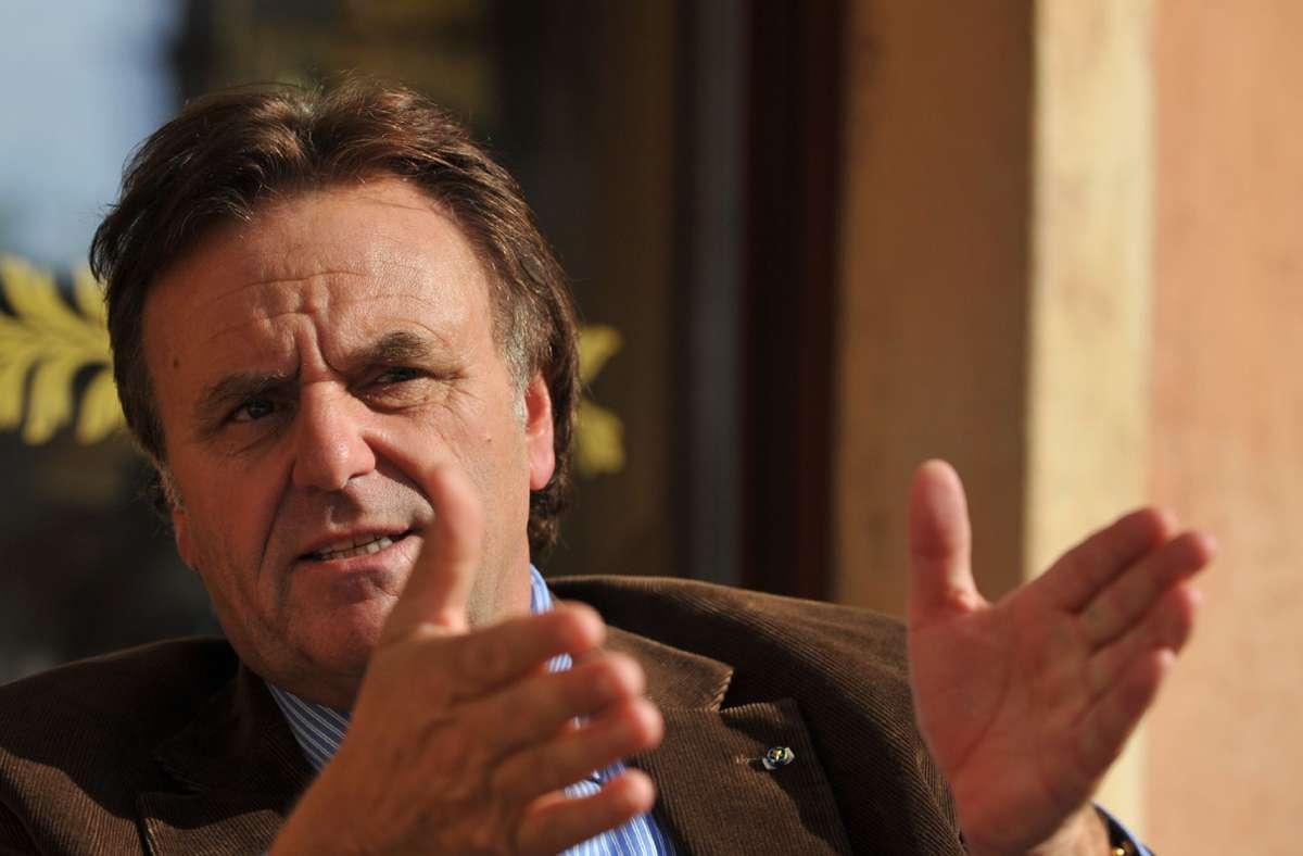 Für Roland Mack kommt die Entscheidung der Politik überraschend. (Archivbild) Foto: dpa/A3446 Patrick Seeger