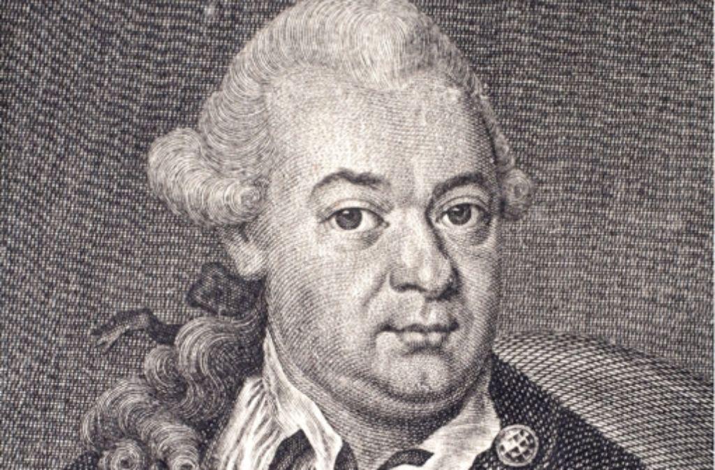 Wo war der Dichter Christian Friedrich Daniel Schubart Foto: Zweygarth