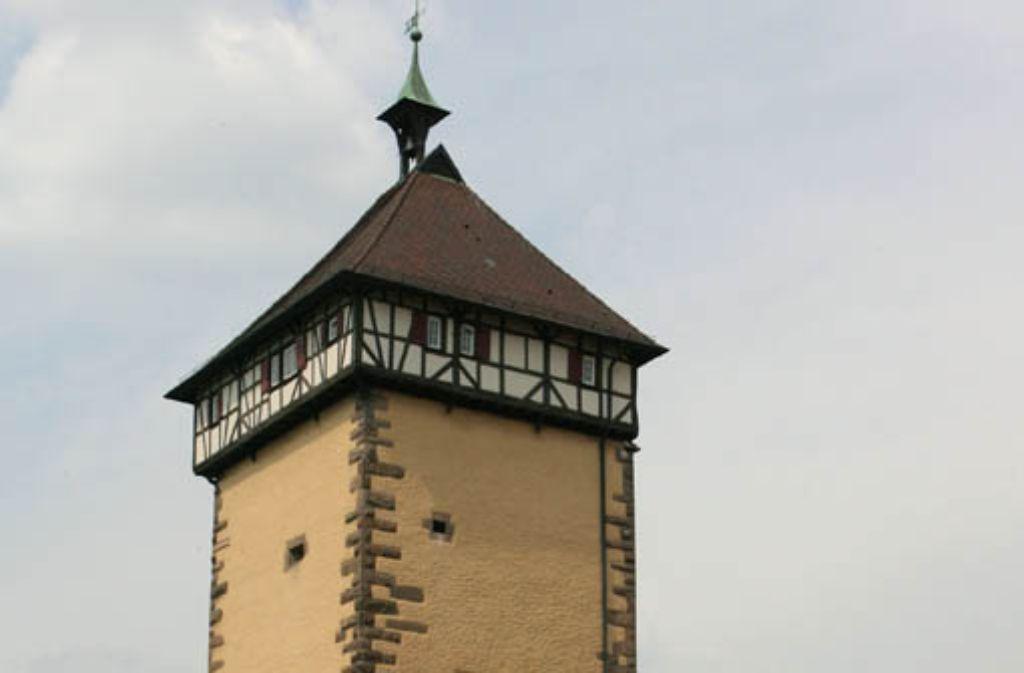 Die Freie Reichsstadt Reutlingen, im Bild das  Tübinger Tor, fühlt sich durch die Einbindung des  ländlich geprägten Umlands in ihren Möglichkeiten beschränkt Foto: dpa
