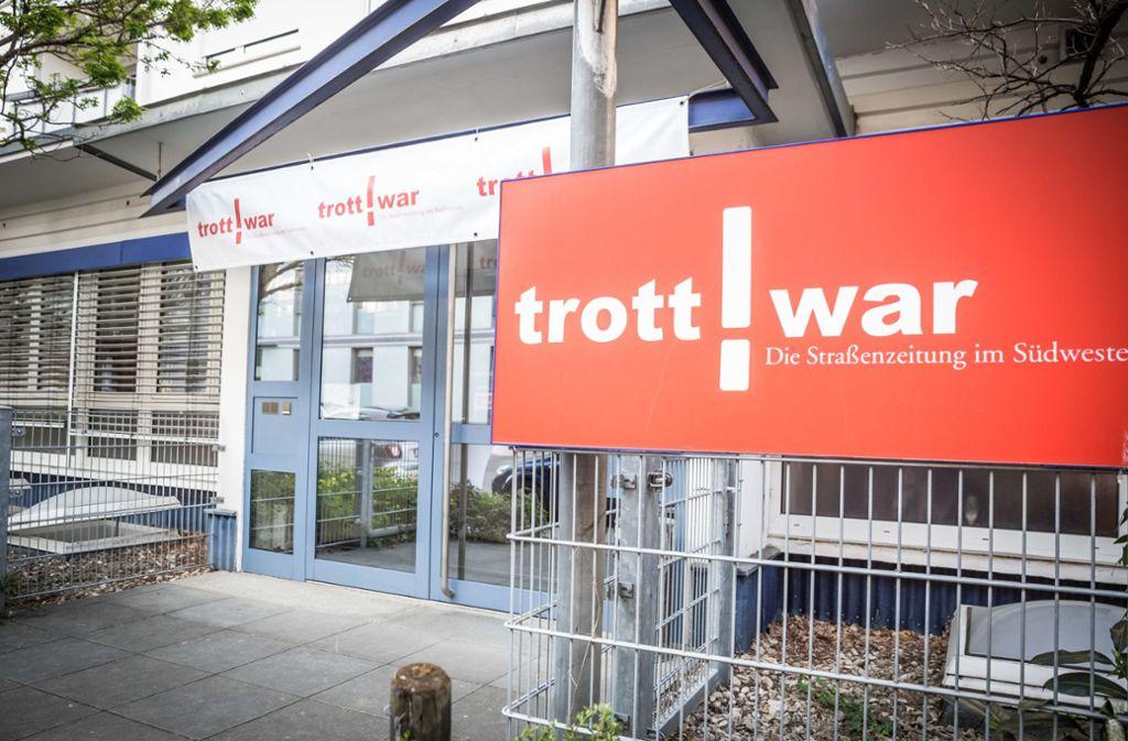Die Macher von Trottwar und die Verkäufer plagen große Sorgen. Foto: Lichtgut/Julian Rettig