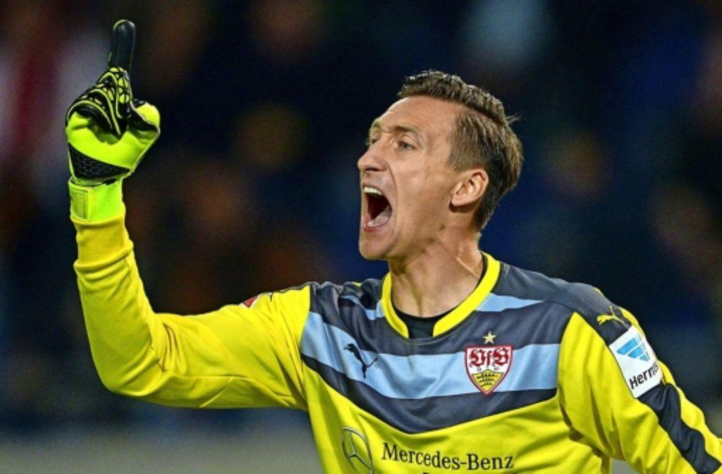 Przemyslaw Tyton: vom Problemfall zum Leistungsträger beim VfB Foto: dpa