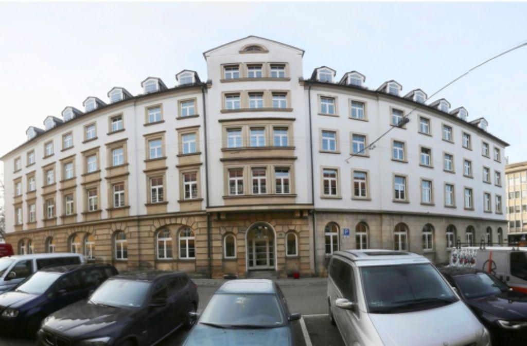 Um die ehemalige Gestapo-Zentrale im Hotel Silber in Stuttgart wird seit Jahren gerungen, wie unsere Fotostrecke zeigt. Foto: Zweygarth