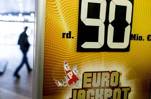 Erneut Millionengewinne für mehrere Lottospieler