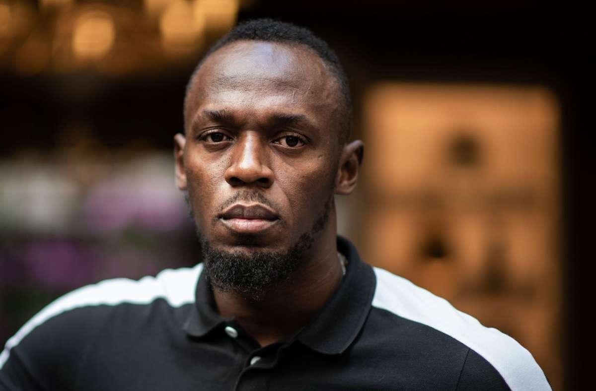 Usain Bolt hat sich auf das Coronavirus testen lassen. Foto: dpa/Martin Bureau