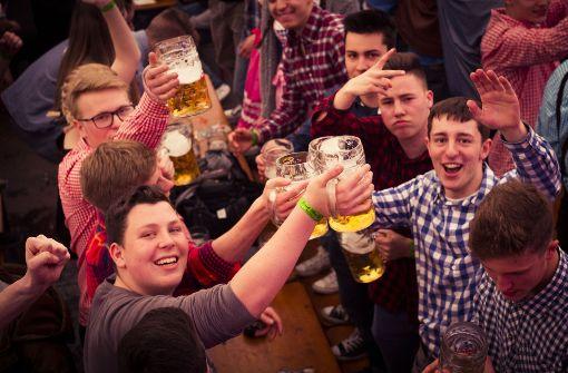 Auf dem Wasen steigt der Bierpreis weiter