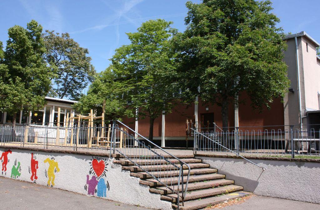 Die Eichendorffschule in Bad Cannstatt ist eine der Schulen, die seit langer Zeit schon Schulsozialarbeiter im Einsatz haben. Foto: Annina Baur