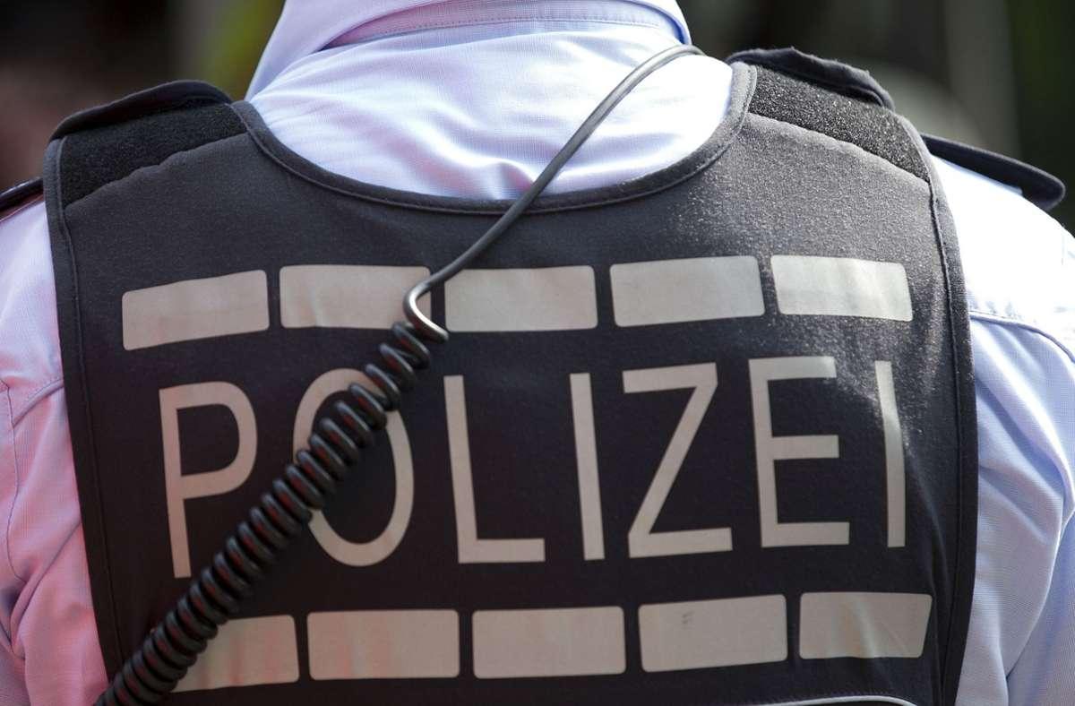 Die Polizei erteilte dem 37-Jährigen einen eintägigen Platzverweis für den Bahnhof. Foto: Eibner-Pressefoto/Fleig