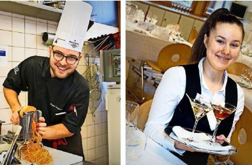 Burgrestaurant Staufeneck baut seine Siegesserie weiter aus