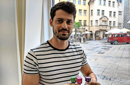 Florian Rudy hat den Draht ins WM-Quartier