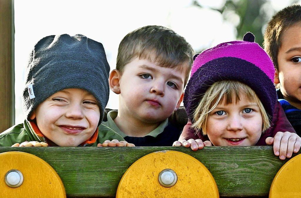 Was darf die Kinderbetreuung in der Stadt kosten? Das muss der Gemeinderat entscheiden. Foto: factum/Archiv