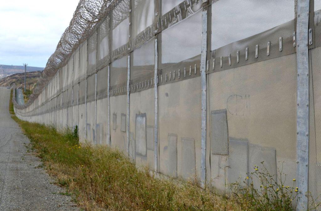 Kalifornien klagt gegen Trumps Grenzmauer zu Mexiko