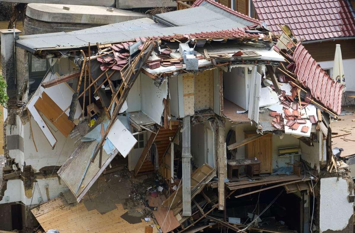 Konkrete Hinweise zu Plünderungen liegen aber nicht vor. Foto: dpa/Thomas Frey