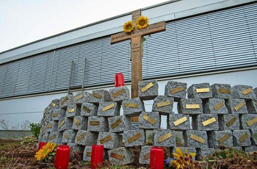 Ein Denkmal für Honeywell