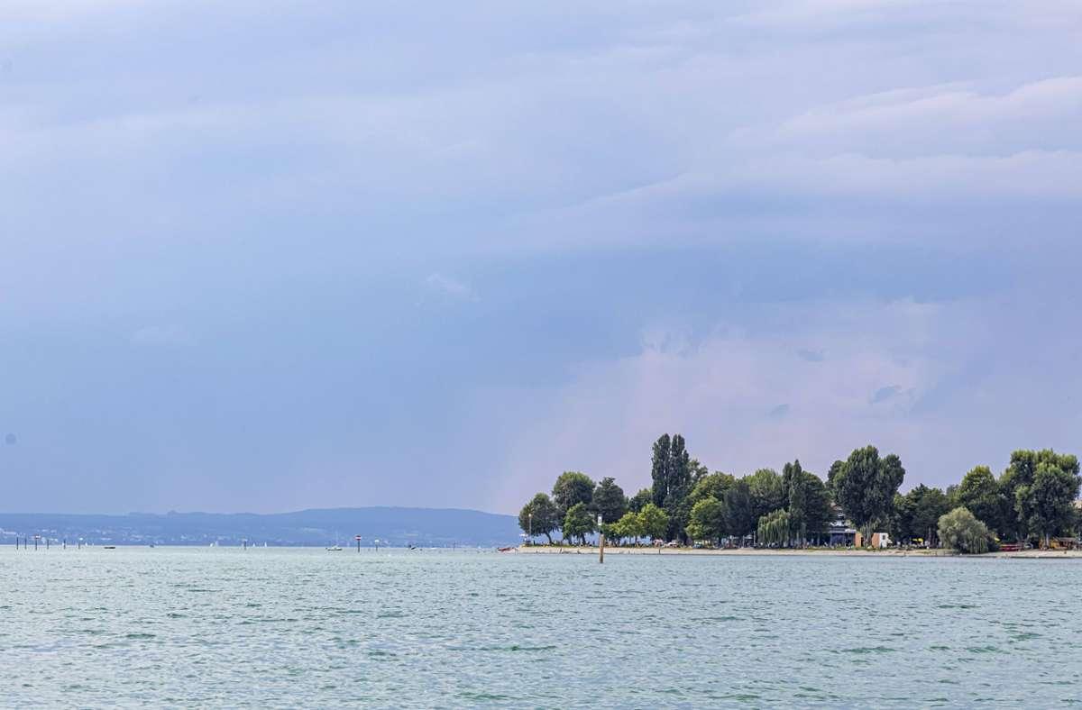 Die 81-Jährige verstarb einen Tag nach dem Badeunfall in Immenstaad am Bodensee. (Archivbild) Foto: imago images/Arnulf Hettrich