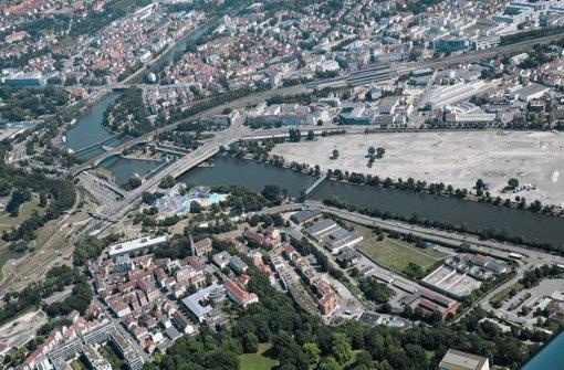 Der Neckar – im Osten so nah und doch so fern
