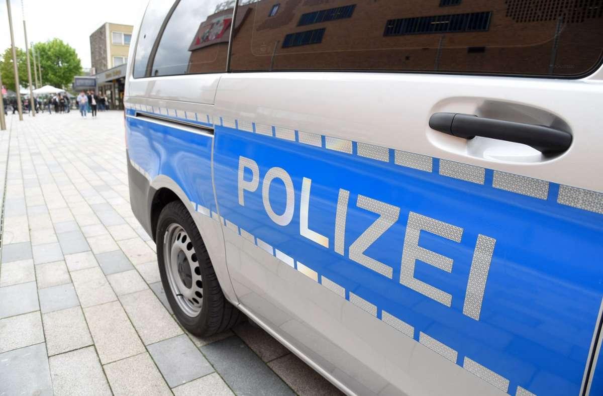 Wie hoch der Schaden ist, kann die Polizei noch nicht sagen. Foto: KRZ Archiv/Thomas Bischof